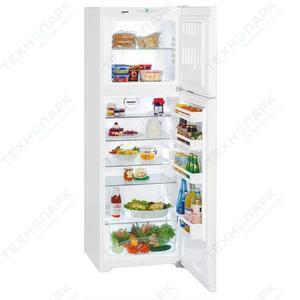 Двухкамерный холодильник Liebherr CT 3306