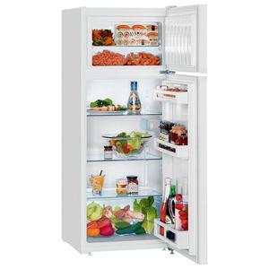 Двухкамерный холодильник Liebherr CTP 2521