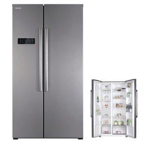 Стационарный холодильно-морозильный шкаф Graude SBS180.0 E