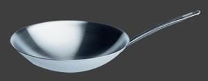 Стальная сковорода WOK. Акс № 3710