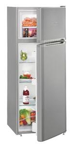 Двухкамерный холодильник Liebherr CTPsl 2521