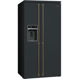 Холодильник Smeg SBS8004AO