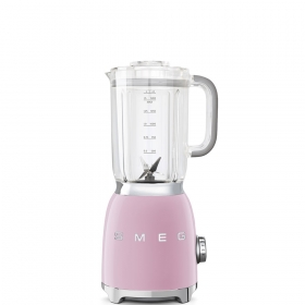 Блендер, Цвет розовый. SMEG BLF01PKEU