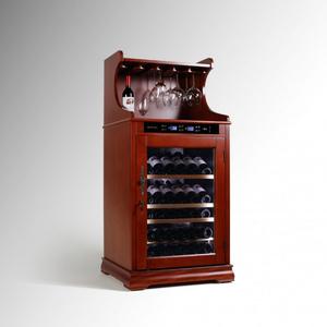 Винный шкаф Meyvel MV46-WM1-BAR1.4-C