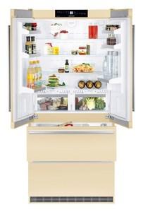 Многокамерный холодильник Liebherr CBNbe 6256