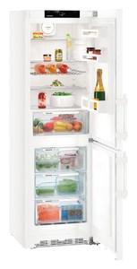 Двухкамерный холодильник Liebherr CN 4315