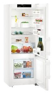 Двухкамерный холодильник Liebherr CU 2915