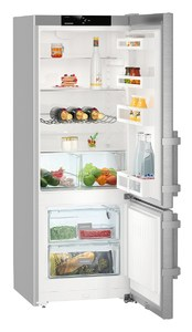 Двухкамерный холодильник Liebherr CUef 2915