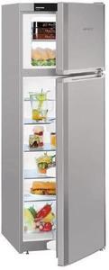 Двухкамерный холодильник Liebherr CTPsl 2921