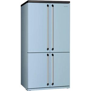 Отдельностоящий холодильник. SMEG FQ960PB