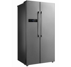 Стационарный холодильно-морозильный шкаф Graude SBS 180.1 E