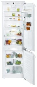 Встраиваемый двухкамерный холодильник Liebherr ICBN 3376