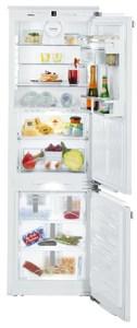 Встраиваемый двухкамерный холодильник Liebherr ICBN 3386