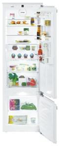 Встраиваемый двухкамерный холодильник Liebherr ICBP 3266