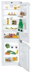 Встраиваемый двухкамерный холодильник Liebherr ICU 3324