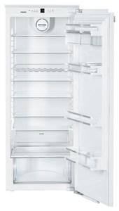 Встраиваемый однокамерный холодильник Liebherr IK 2760 Premium