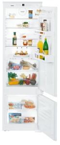 Встраиваемый двухкамерный холодильник Liebherr ICBS 3224