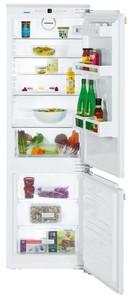 Встраиваемый двухкамерный холодильник Liebherr ICP 3324