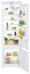 Встраиваемый двухкамерный холодильник Liebherr ICS 3234