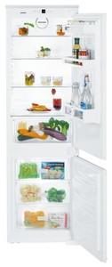 Встраиваемый двухкамерный холодильник Liebherr ICUS 3324