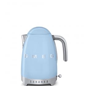 Чайник электрический с регулируемой температурой. SMEG KLF04PBEU