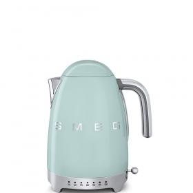 Чайник электрический с регулируемой температурой. SMEG KLF04PGEU