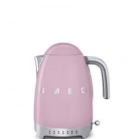 Чайник электрический с регулируемой температурой. SMEG KLF04PKEU