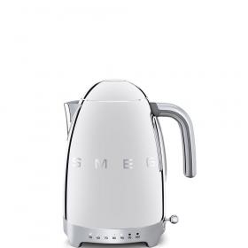 Чайник электрический с регулируемой температурой. SMEG KLF04SSEU