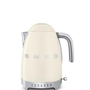 Чайник электрический с регулируемой температурой. SMEG KLF04CREU