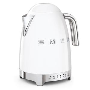 Чайник электрический с регулируемой температурой. Smeg KLF04WHEU
