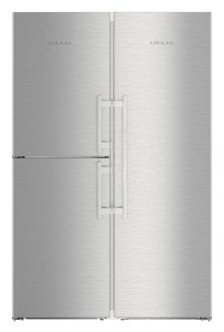 Холодильник Side by Side Liebherr SBSes 8483 Premium BioFresh NoFrost