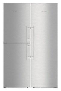 Холодильник Side by Side Liebherr SBSes 8483 Premium BioFresh NoFrost