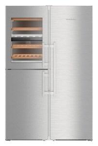 Холодильник Side by Side Liebherr SBSes 8496 PremiumPlus BioFresh NoFrost