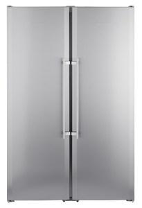 Холодильник Side by Side Liebherr SBSesf 7212 Comfort NoFrost