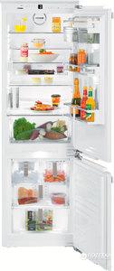 Встраиваемый двухкамерный холодильник Liebherr ICN 3386