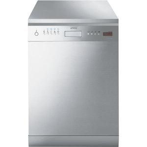 Посудомоечная машина. SMEG LP364XS