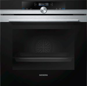Духовой шкаф с пиролизом Siemens HB673GBS1
