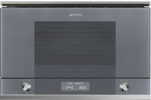 Встраиваемая микроволновая печь Smeg MP122S1