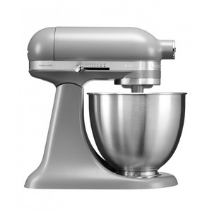 Миксер планетарный MINI, чаша 3,3 л., серый матовый, 5KSM3311XEFG, KitchenAid