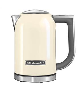 Чайник электрический, 1.7 л, кремовый, 5KEK1722, KitchenAid