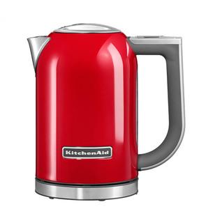 Чайник электрический, 1.7 л, красный, 5KEK1722, KitchenAid