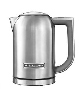 Чайник электрический, 1.7 л, серебряный медальон, 5KEK1722, KitchenAid