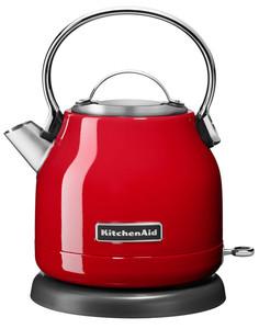 Чайник электрический, 1.25 л, красный, 5KEK1222EER, KitchenAid