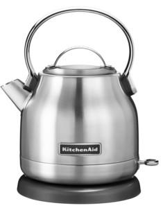 Чайник электрический, 1.25 л, серебряный медальон, 5KEK1222ESX, KitchenAid