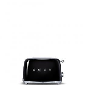 Тостер на 2 ломтика. SMEG TSF01BLEU