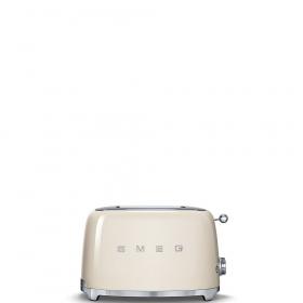 Тостер на 2 ломтика. SMEG TSF01CREU