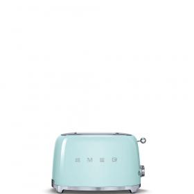 Тостер на 2 ломтика. SMEG TSF01PGEU