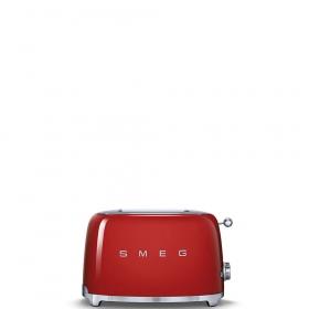 Тостер на 2 ломтика. SMEG TSF01RDEU