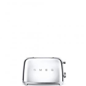 Тостер на 2 ломтика. SMEG TSF01SSEU