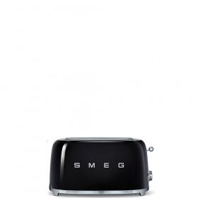Тостер на 4 ломтика. SMEG TSF02BLEU